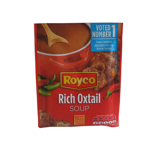 Royco Rich Oxtail soup 55g
