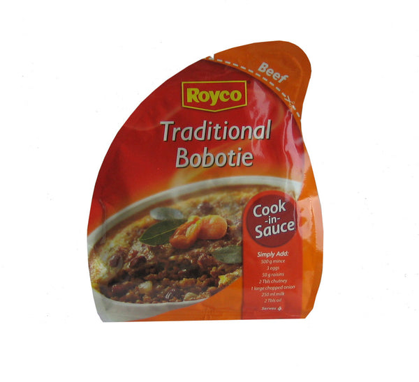 Royco Traditional Bobotie cook in sauce 50g