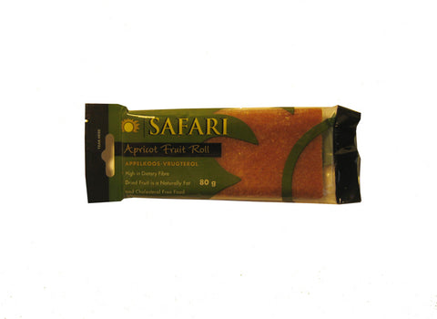 Apricot fruit roll 80g