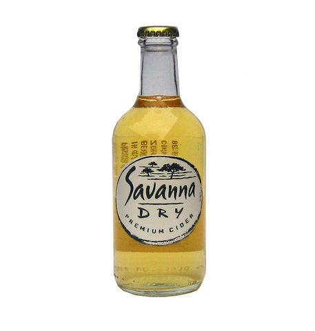 Savanna Dry cider 330ml
