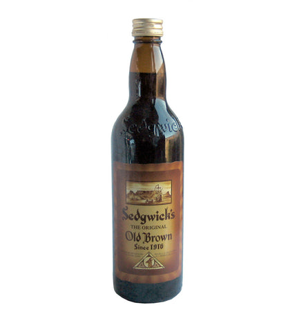 Sedgwick's Old Brown sherry 750ml