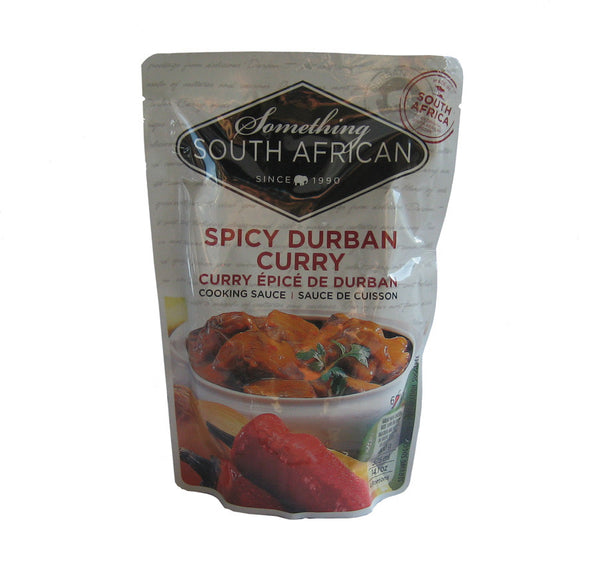 Something South African Cape Malay curry cooking sauce 400g