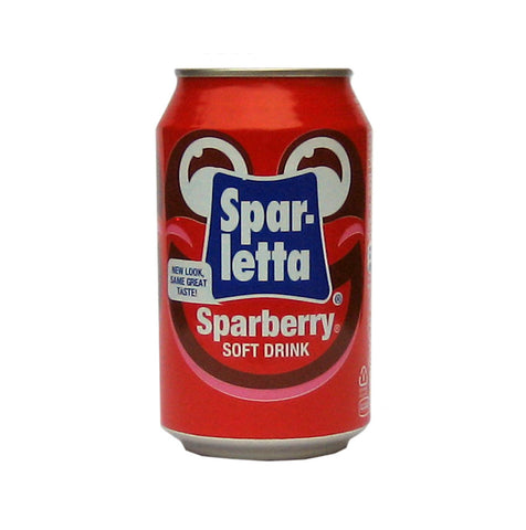 Spar-letta Sparberry 330ml