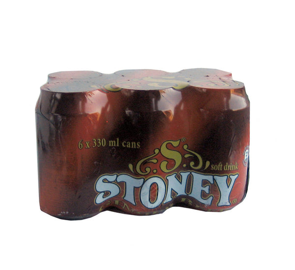 Stoney Ginger beer 330ml x 6