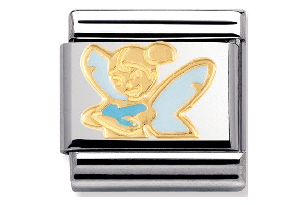 Nomination Charm Enamel Tinkerbell