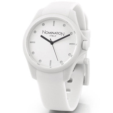 Nomination Pure Time Watch White