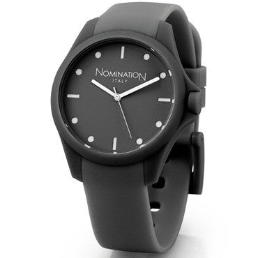 Nomination Pure Time Watch Black