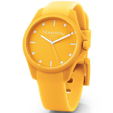 Nomination Pure Time Watch Yellow