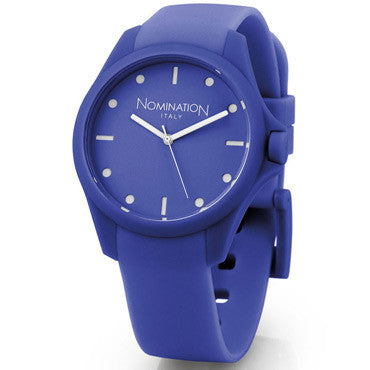 Nomination Pure Time Watch Blue Colour