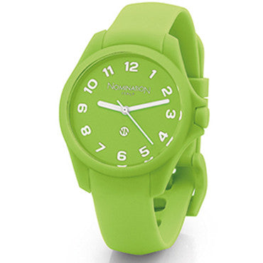 Nomination Pure Time Watch Green