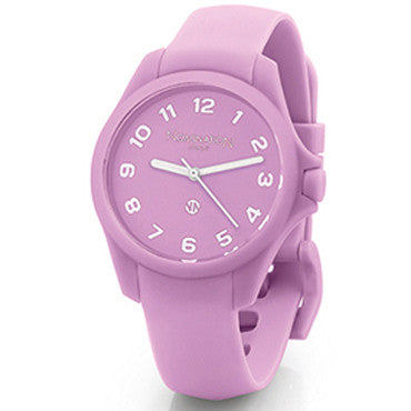 Nomination Pure Time Watch Lilac Coloured