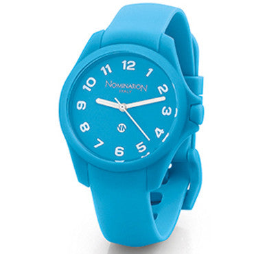 Nomination Pure Time Watch Blue Coloured