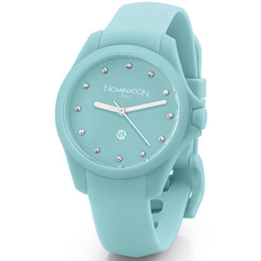 Nomination Pure Time Watch Light Blue
