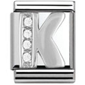 Nomination Letter K Charm Big