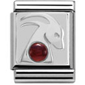 Nomination Capricorn Charm Big
