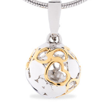 Sphere Of Life Cute pendant  'Love Is All Around'  surrounding you