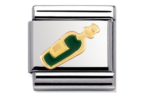 Nomination Charm Enamel White Wine
