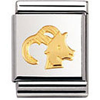 Nomination Capricorn Star Sign Charm Big
