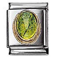Nomination Oval Peridot Charm Big