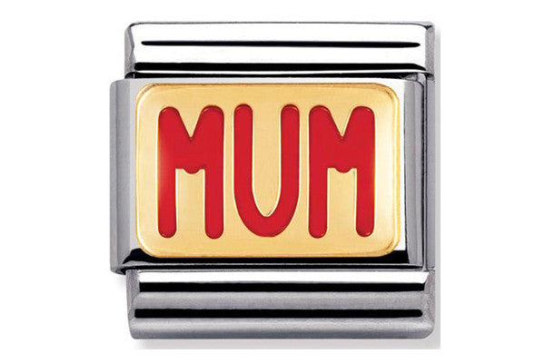Nomination Charm Mum