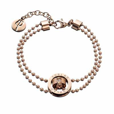 Edblad We Mini Rose Gold Bracelet