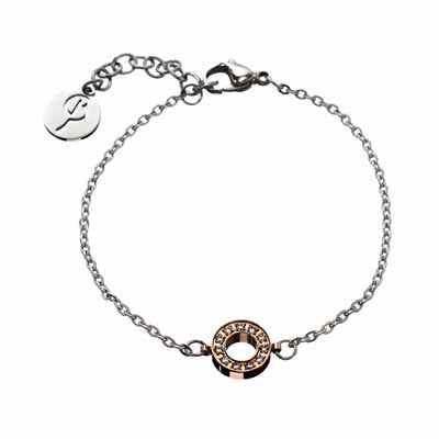 Edblad Eternity Mini Rose Gold Bracelet