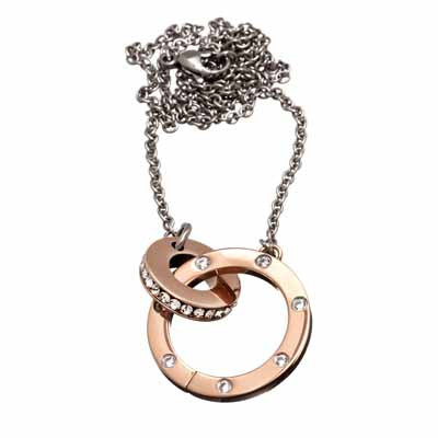 Edblad Ida Short Rose Gold Necklace