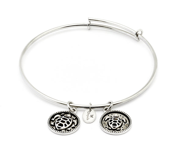 CRBT0311SP Chrysalis Serenity Expandable Bangle
