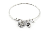 CRBT0723SP Chrysalis Family Expandable Bangle