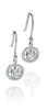 E4686C Fiorelli Silver Earrings