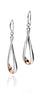 E5087 Fiorelli Silver Earrings