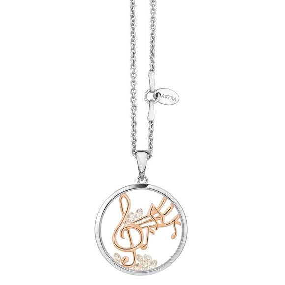 ASTRA Happy Melody Necklace