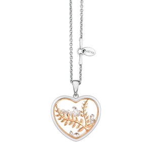 ASTRA Peaceful Heart Necklace