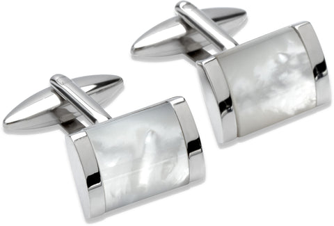 QC 175 Unique Steel Cufflinks