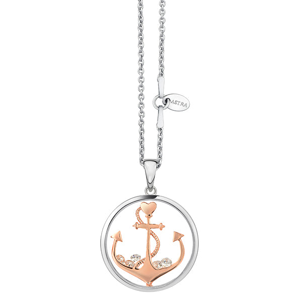 ASTRA Anchor the Soul Necklace