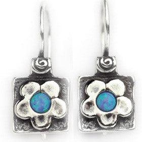 Elran Aviv Silver Earrings Ase072