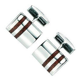 Fred Bennett Sterling Silver Cufflinks