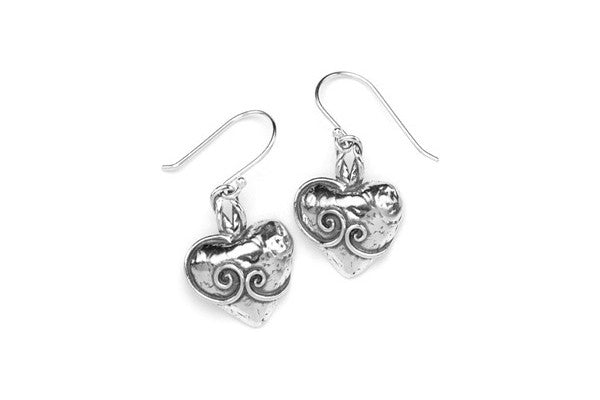Elran Aviv Silver Earrings E6004