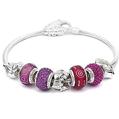 SALE Lovelinks Bracelet With 3 Classic Charms - Product May Vary