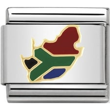 Nomination Classic South Africa Charm