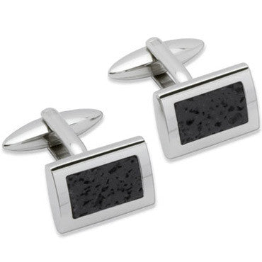 Unique Stainless Steel Cufflinks Qc-96