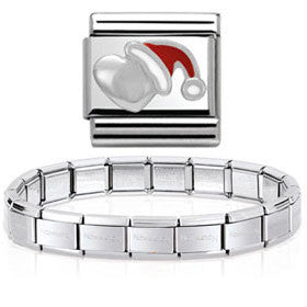 Nomination Silver Heart Bracelet