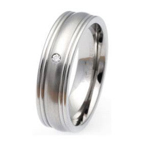 Unique Titanium Ring Tr-47