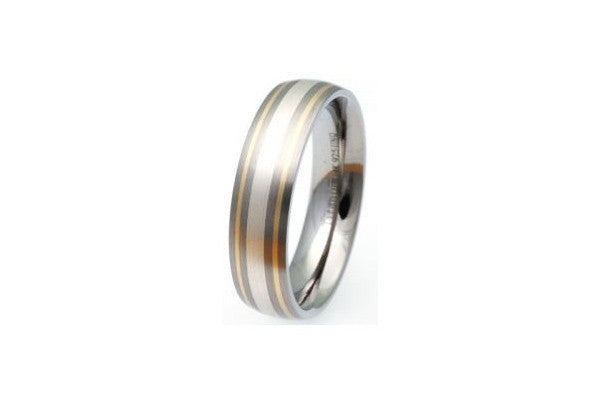 Unique Titanium Ring Tr-50