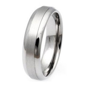 Unique Titanium Ring Tr-67