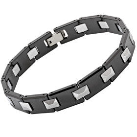 Unique Men'S Tungsten Bracelet Tub-6