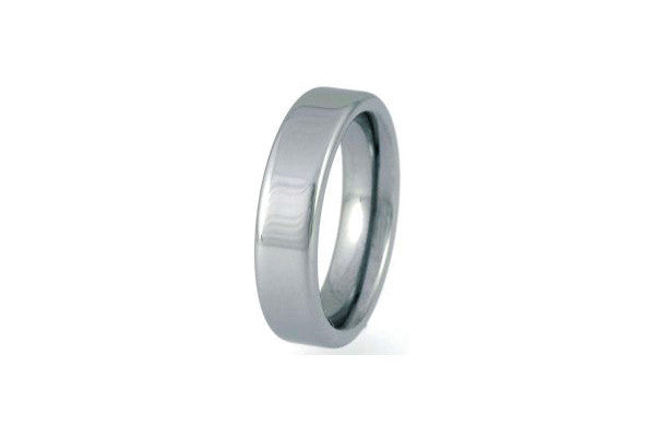 Unique Tungsten Carbide Polished Ring Tur-23