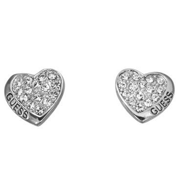 Guess Ladies Desert Beauty Stud Earrings