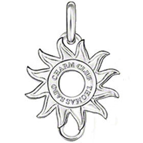 SALE Thomas Sabo Charm Carrier In The Shape Of The Sun