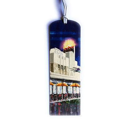 Iconic Melbourne Sun Theatre bookmark